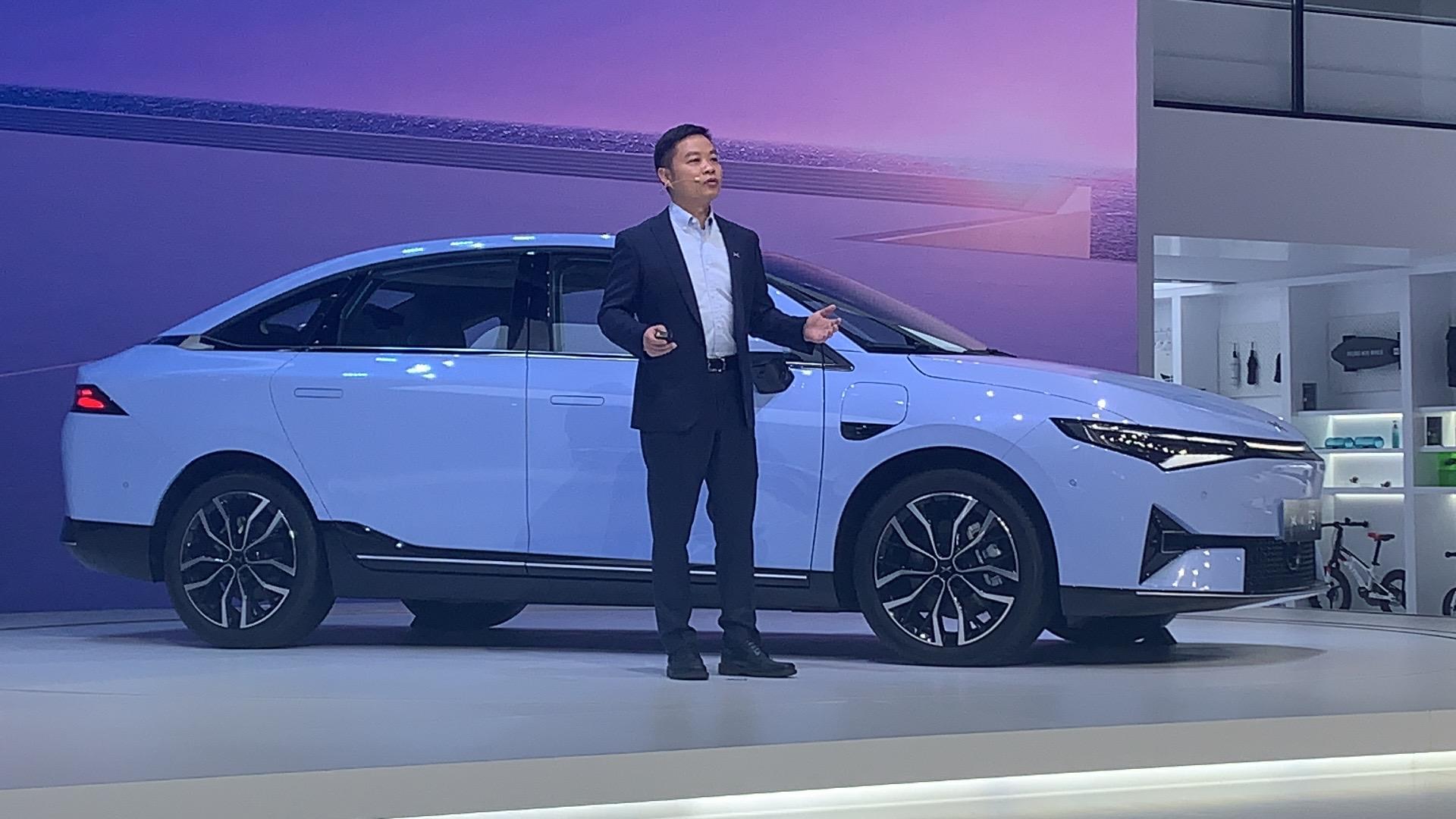 2021上海车展|小鹏汽车研发人员占比达50%