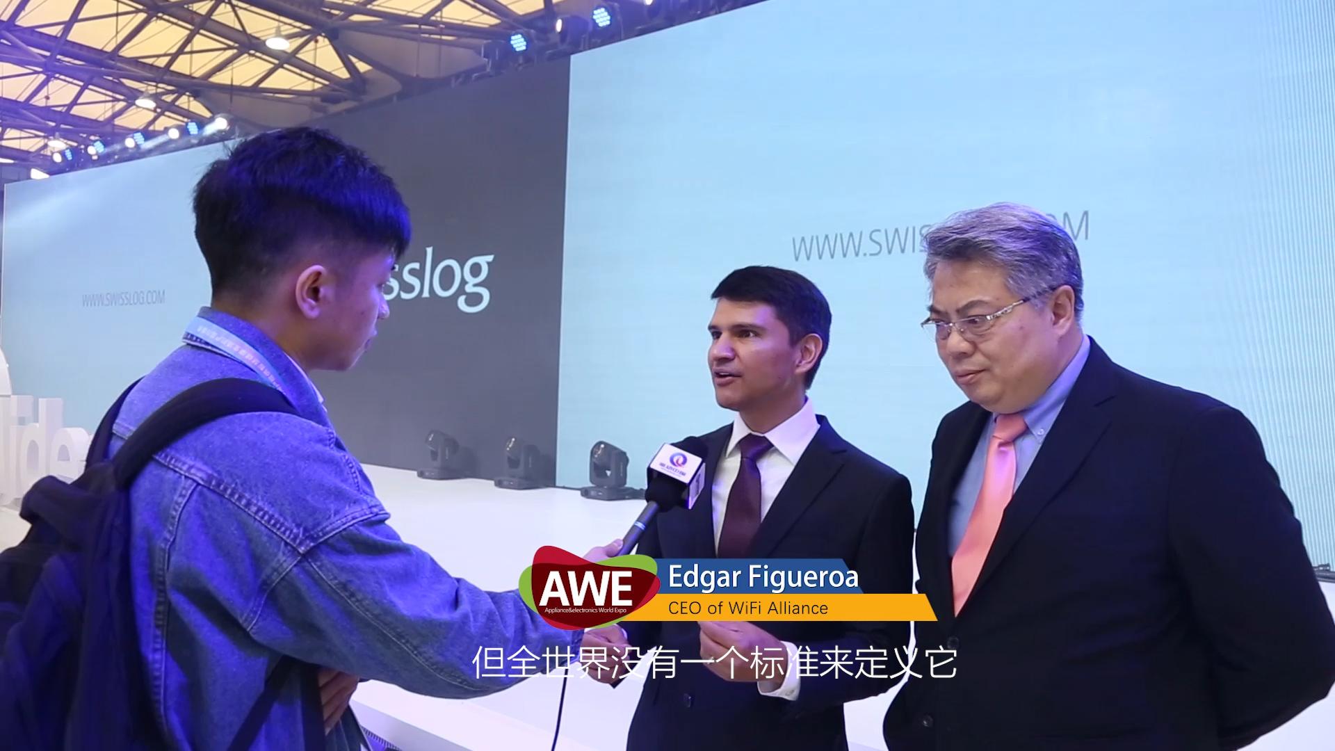 驱动中国独家对话Wi-Fi联盟CEO 畅谈智能家居