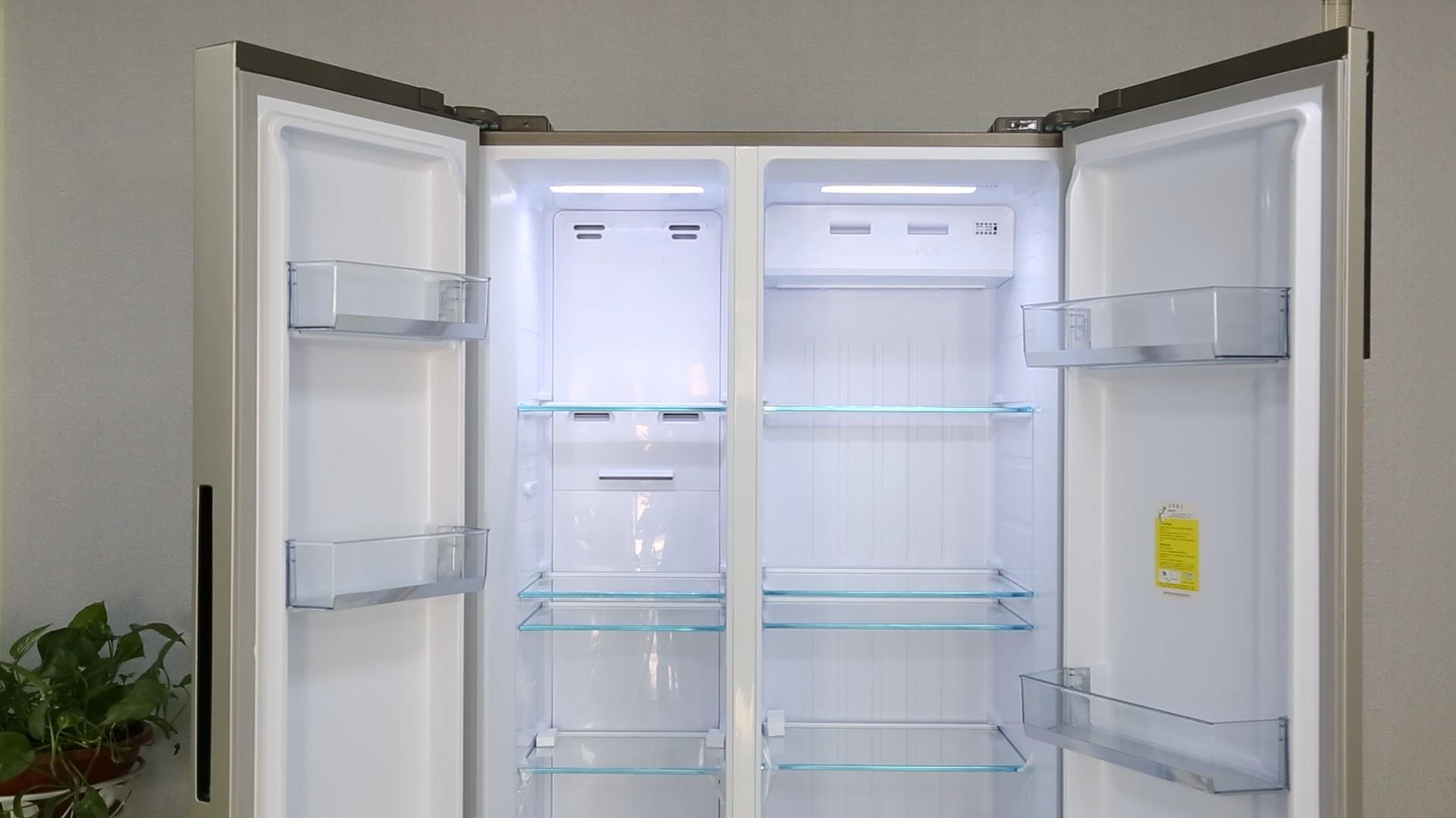 苏宁极物小biu冰箱开箱:大容量超能装 价格更震撼